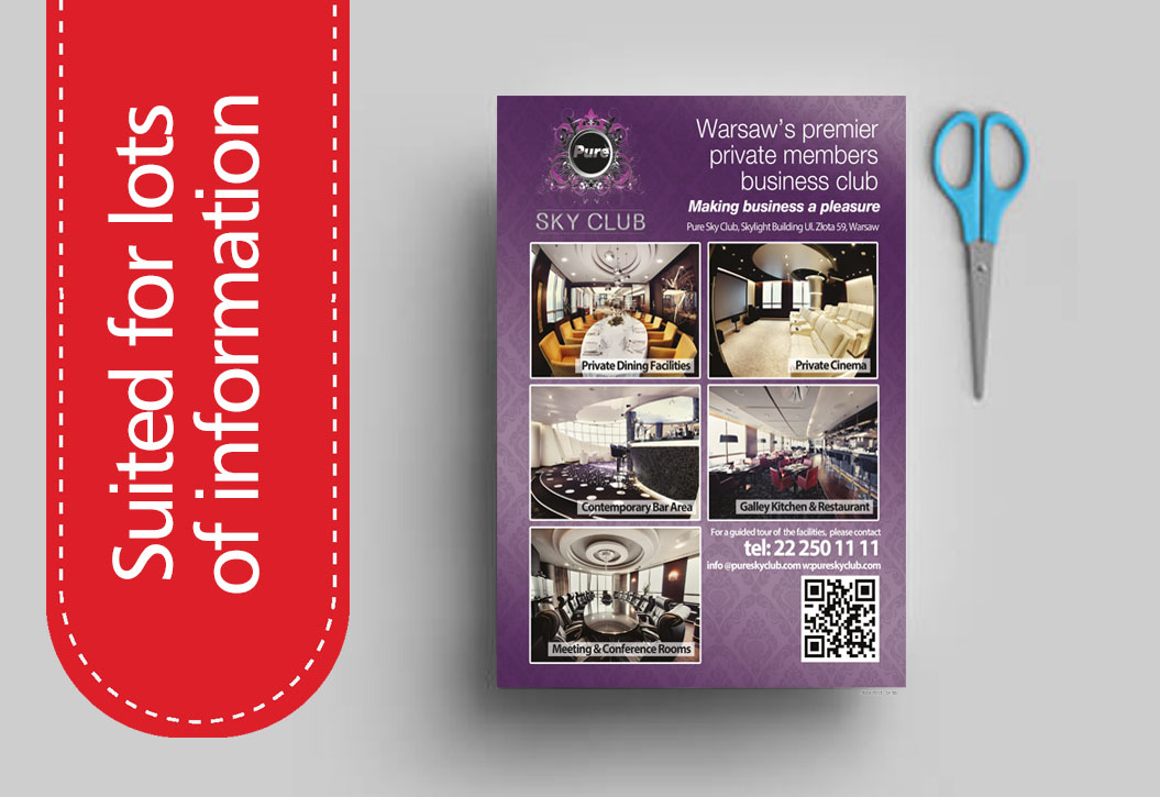 A4 Leaflet and Flyers Printing